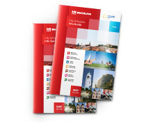 Prints, webdesign-services - Bratislava City Guide - MT