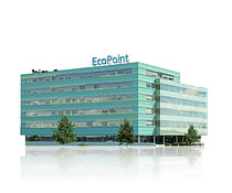 Logo, webdesign-services - EcoPoint Office Center Košice - Bischoff & Compagnons