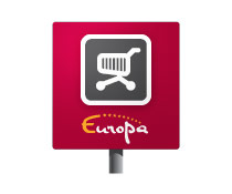 Websites, webdesign-services - Europa Shopping Center - Europa SC