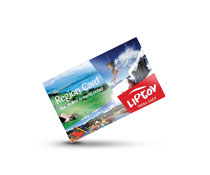 Websites, webdesign-services - Liptov region card - Liptov