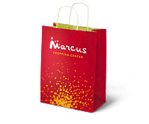 Logo, webdesign-services - Shopping Center Marcus - Marcus