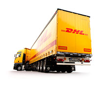 Websites, webdesign-services - Yellowtruck - DHL